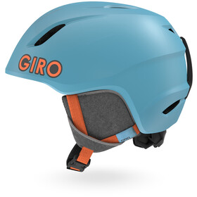 Giro Launch Casque Enfant, metallic iceberg